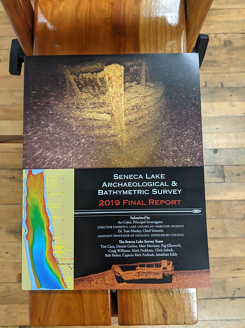 Seneca Lake Archeological and Bathymetric Survey Book