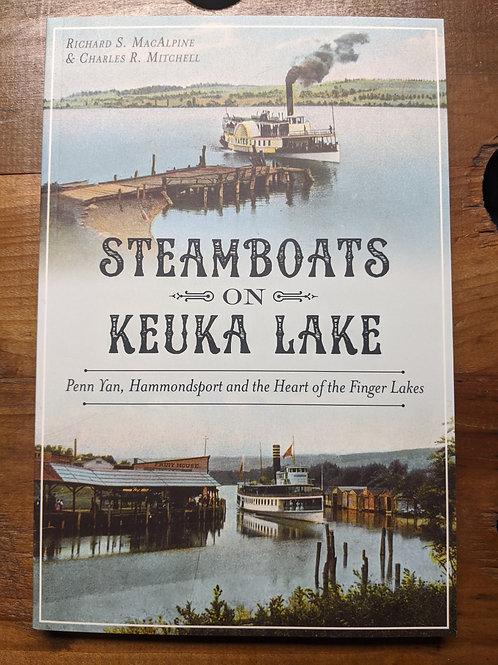 Steamboats on Keuka Lake