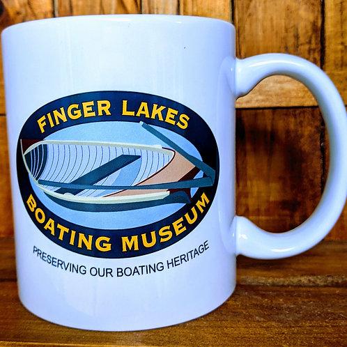 Finger Lakes Boating Museum Mug
