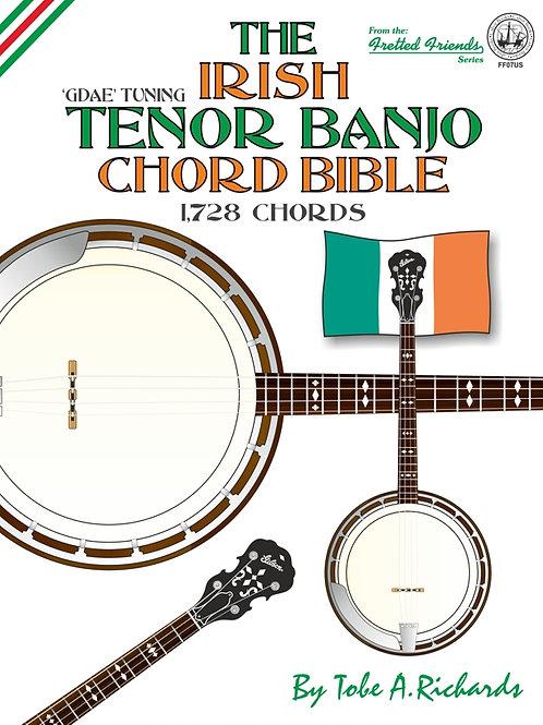 FF07US The Irish Tenor Banjo Chord Bible