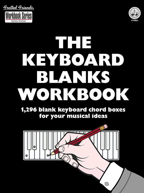 FFWB01 The Keyboard Blanks Workbook
