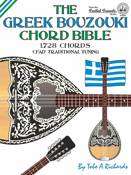 FF09US The Greek Bouzouki Chord Bible