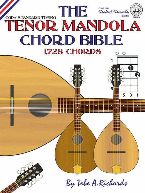 FF03US The Tenor Mandola Chord Bible