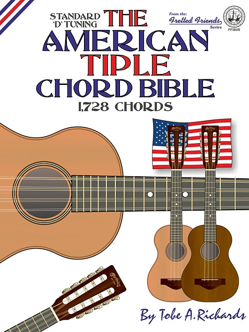 FF38US The American Tiple Chord Bible