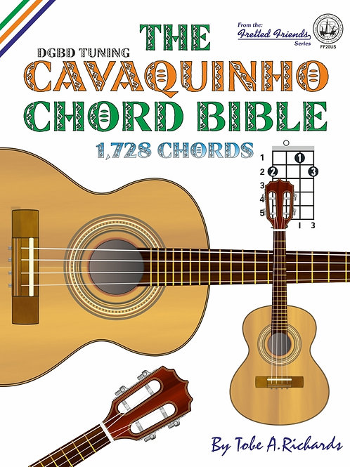 FF20US The Cavaquinho Chord Bible