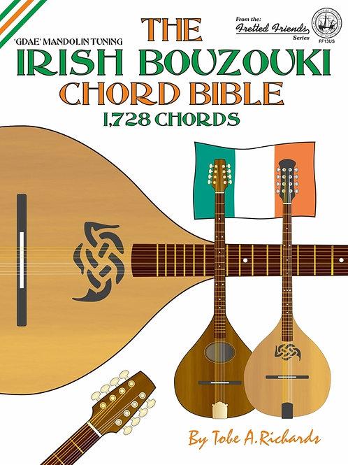 FF13US The Irish Bouzouki GDAE Chord Bible