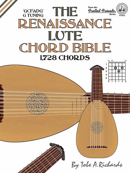 FF26US The Renaissance Lute Chord Bible