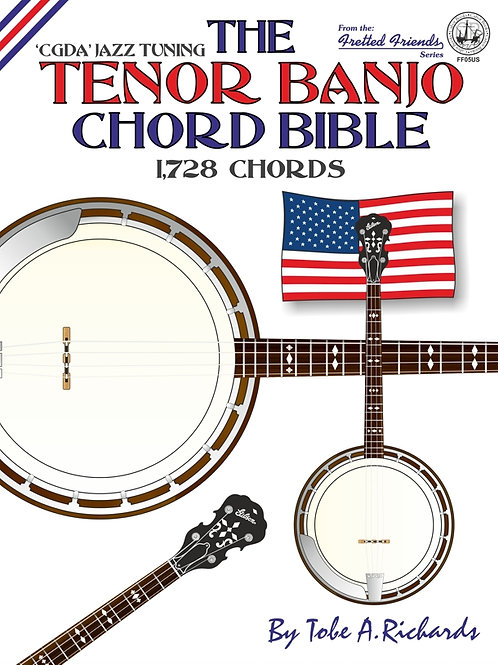 FF05US The Tenor Banjo Chord Bible