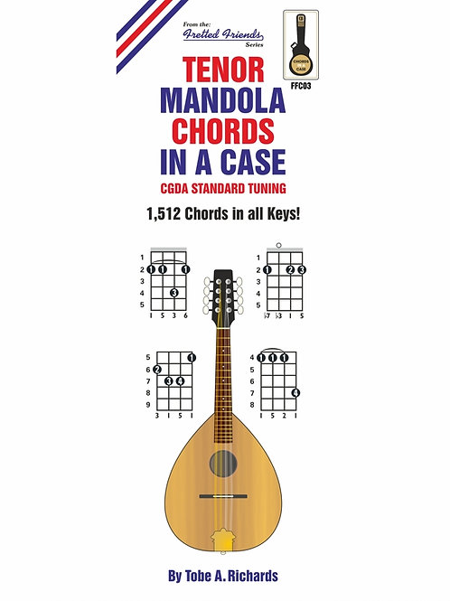 FFC03 Tenor Mandola Chords In A Case