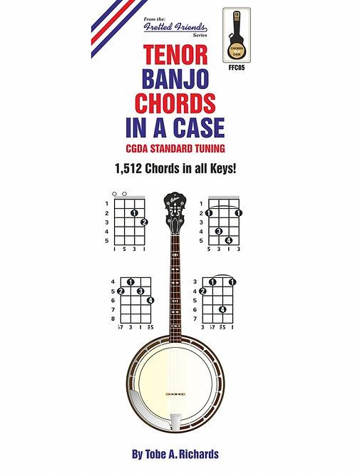 FFC05 Tenor Banjo Chords In A Case