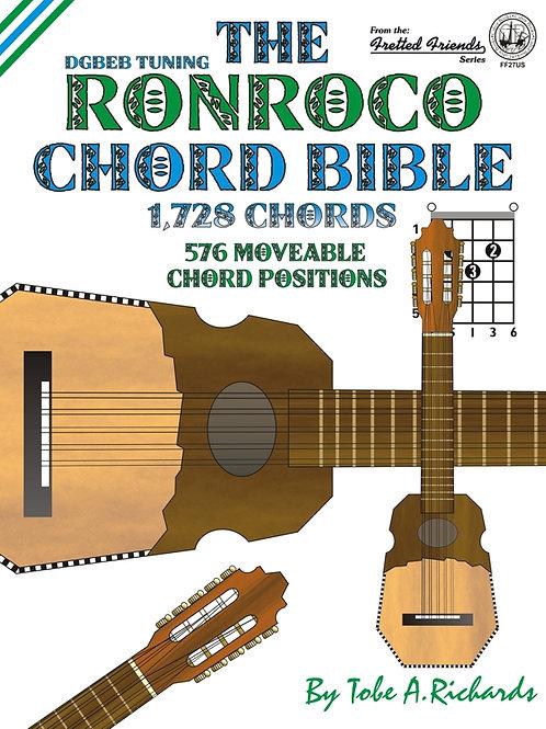 FF27US The Ronroco Chord Bible