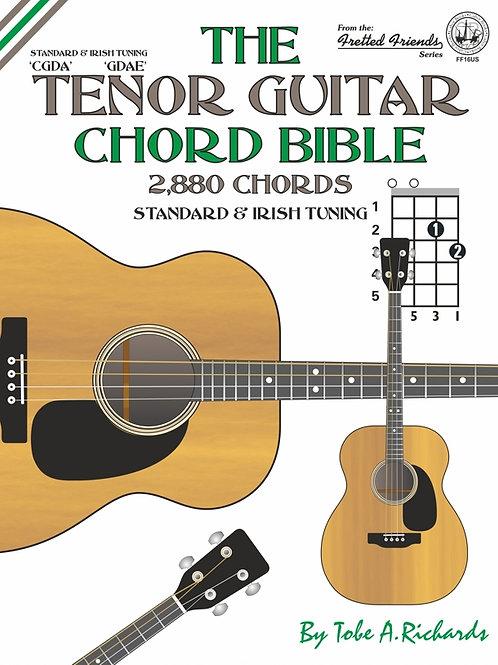 FF16US The Tenor Guitar Chord Bible: Standard & Irish Tuning