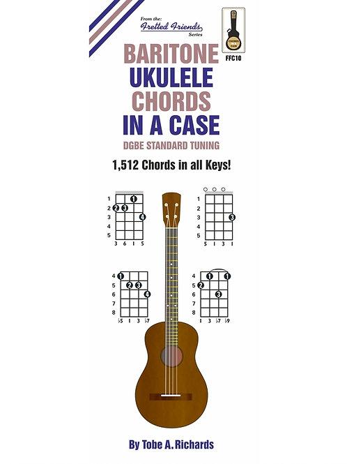 FFC10 Baritone Ukulele Chords In A Case