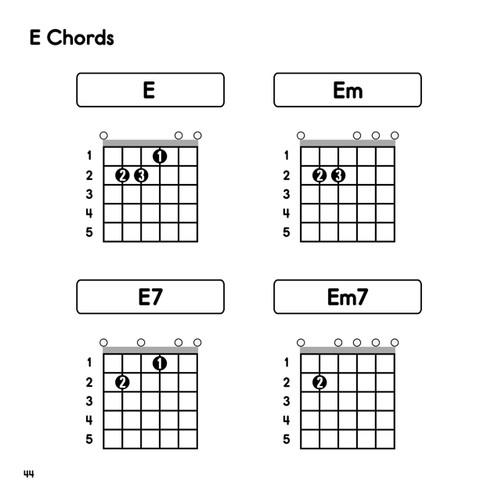 FFB35 Guitar Chords For Kids...& Big Kids Too!
