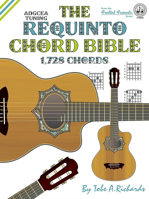 FF30US The Requinto Chord Bible