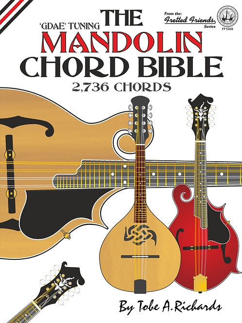 FF12US The Mandolin Chord Bible