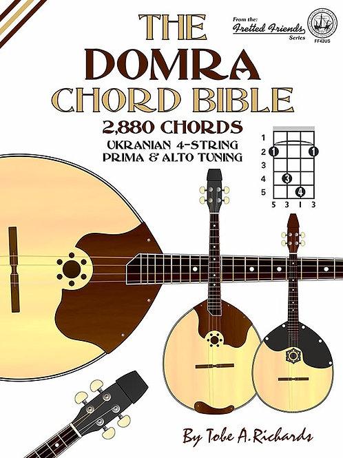 FF42US The Domra Chord Bible