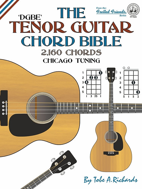 FF15US The Tenor Guitar  Chord Bible: Chicago Tuning