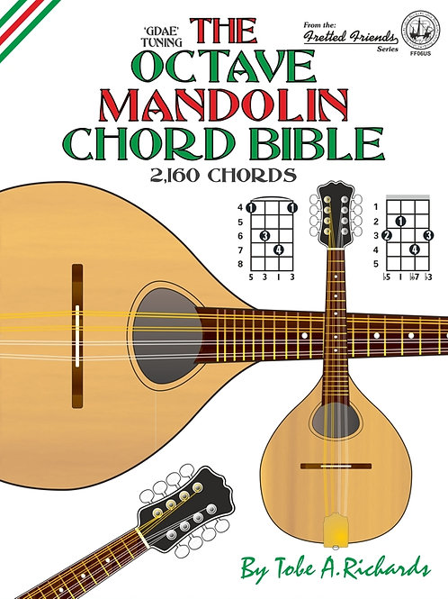 FF06US The Octave Mandolin Chord Bible