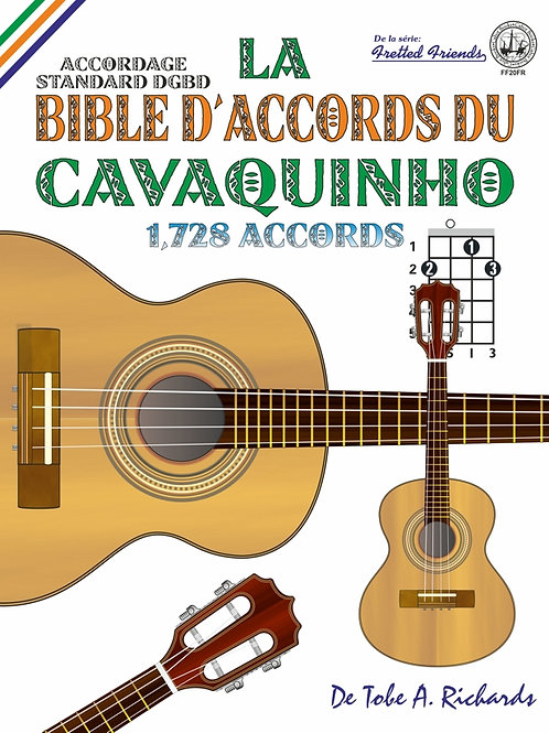 FF20FR La Bible D'Accords Du Cavaquinho