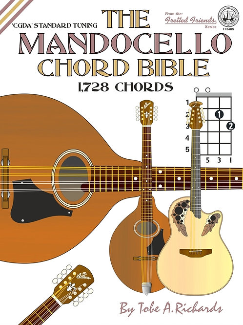 FF04US The Mandocello Chord Bible