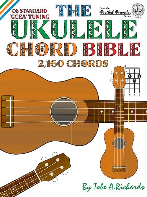 FF08US The Ukulele Chord Bible