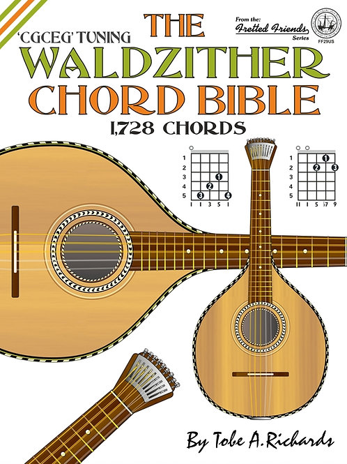 FF29US The Waldzither Chord Bible