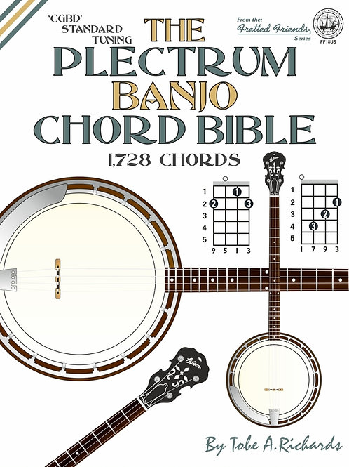 FF18US The Plectrum Banjo Chord Bible