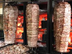 Trompo Carne Árabe