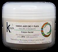 FANGO JADE ORO Y PLATA 200 g.
