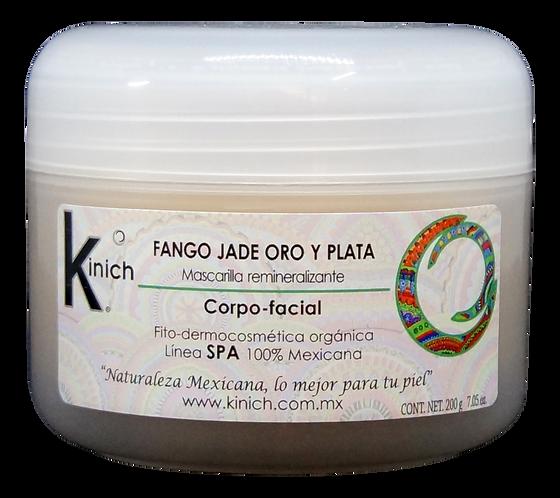 FANGO JADE, ORO Y PLATA