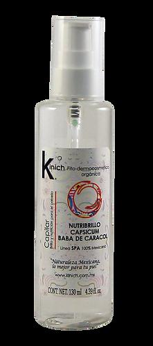 NUTRIBRILLO CAPSICUM BABA DE CARACOL