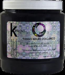 FANGO NEGRO VOLCÁNICO - 1100 g