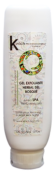 GEL EXFOLIANTE HERBAL DEL BOSQUE 250 ml.