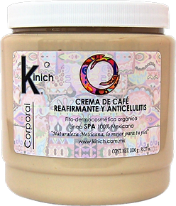 CREMA DE CAFE REAFIRMANTE 1000 g.