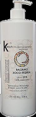 BALSAMO XOCO TEQUILA 960 g.