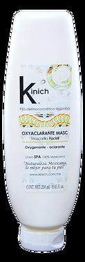 OXYACLARANTE MASC  250 ml.