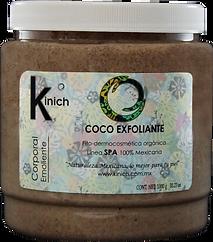 COCO EXFOLIANTE - 1000 g.