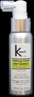 PANTALLA SOLAR SWEET BAMBOO