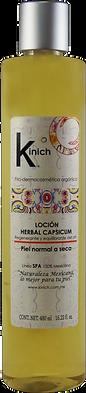 LOCIÓN HERBAL CAPSICUM BABA DE CARACOL