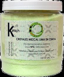 CRISTALES MEZCAL LIMA EN CHAYA - 1000 G.