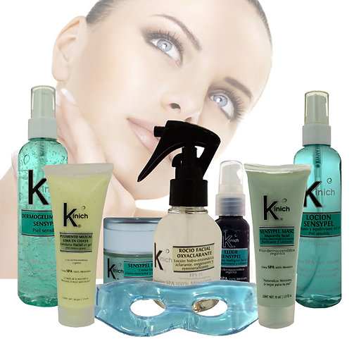 KIT FACIAL APOYO EN CASA