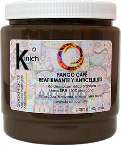 FANGO CAFE REAFIRMANTE Y ANTICELULITIS