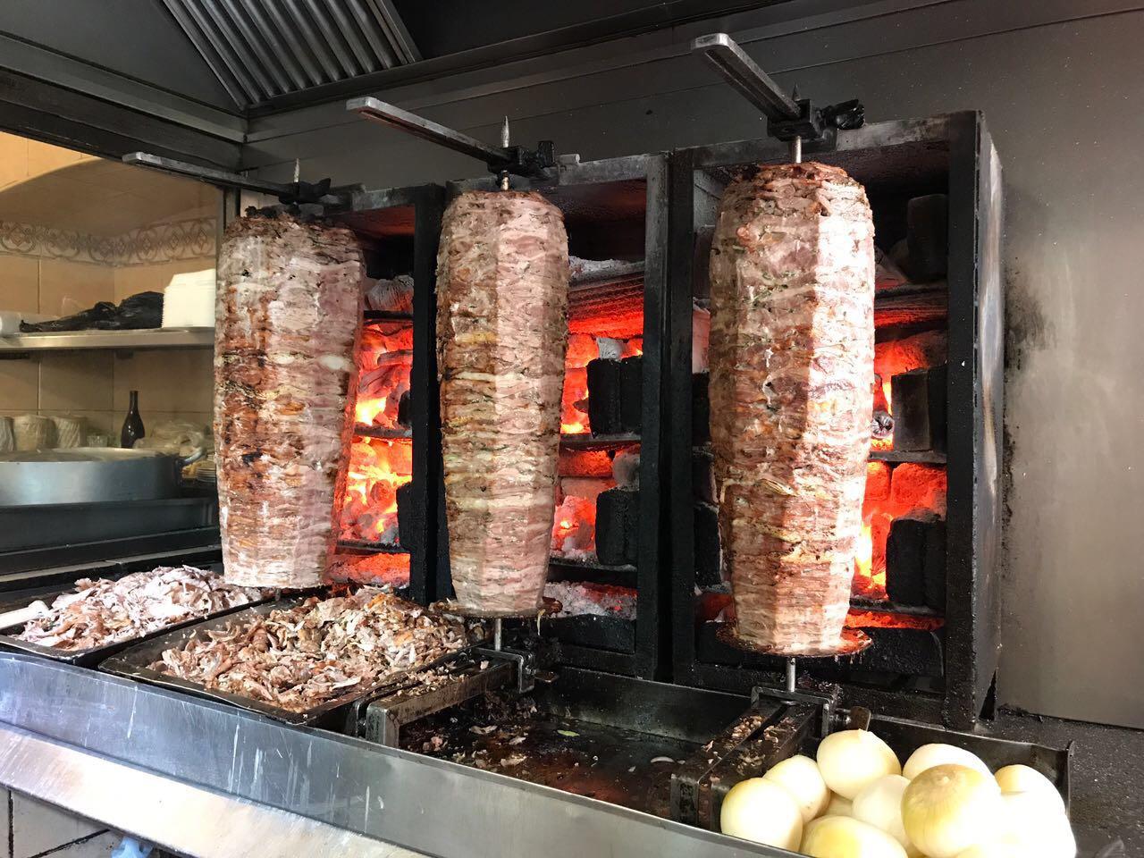 Trompos Carne Árabe