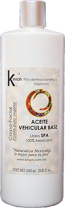 ACEITE VEHICULAR BASE 1000 ml.