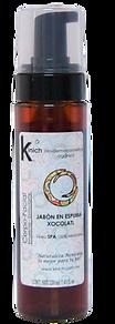 JABÓN EN ESPUMA XOCOLATL 220 ML.