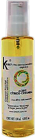 ACEITE CITRICO CITRONELA 130 ml.