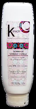 GOMMAGE SANDALO-VAINILLA 150 gr.