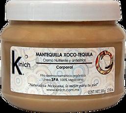 MANTEQUILLA XOCO-TEQUILA - 500 g.