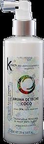 BRUMA DE LECHE DE COCO - 250 ml.